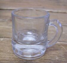 Doll House Dollhouse Miniature Glass Stein Rootbeer Float Mug Cup Mini B