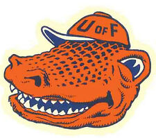 University Of Florida  GATORS (College)  Vintage-Looking   Travel Decal  Sticker