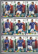 ANDREA BARZAGLI ITALY PANINI ADRENALYN XL FOOTBALL UEFA EURO 2012 NO#