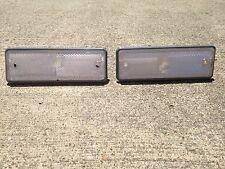 1978-1987 El Camino Rear Side Marker Lens Light Set of 2, Clear
