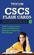 CSCS Flash Cards : Complete Flash Card Study Guide for the Certified Strength...