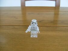 LEGO CUSTOM STORMTROOPER STAR WARS TRANSPARENT NEUF!
