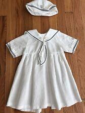 Emile Et Rose Girls Sailor Dress 18th Months