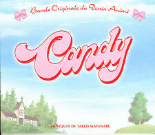 CANDY - B.O. ORIGINALE DU DESSIN ANIMÉ - CD ALBUM NEUF ET SOUS CELLO