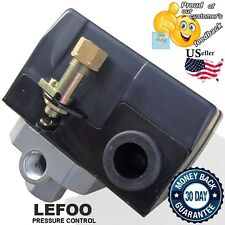 Heavy Duty Pressure Switch for Air Compressor 95-125psi FOUR 4 PORT 26A unloader