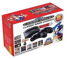 SEGA MEGADRIVE CLASSIC 80 BUILT IN GAMES CONSOLE - 25th Anniversary Edition