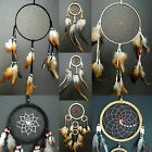 Traditional dreamcatcher native American style APACHE dream catcher MANY STYLES