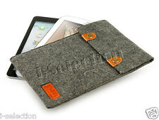Premium Wool Felt Sleeve Case Cover Pouch for Asus MeMO Pad 7 Google Nexus 7 Pad
