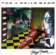 J. GEILS BAND,THE-FREEZE FRAME  CD NEW