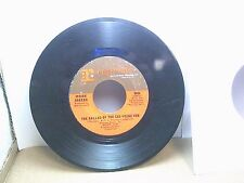 Old 45 RPM Record - Reprise 0606 - Miriam Makeba - Ballad of the Sad Young Men