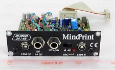 MindPrint DI-MOD 24/48 Digital Option AD/DA T-COMP En-Voice + 1.5 Jahre Garantie