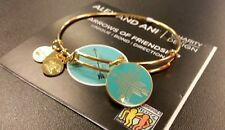ALEX AND ANI ARROWS OF FRIENDSHIP SHINY GOLD BANGLE NEW