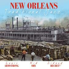 CD New Orleans Traditional Jazz von Various Artists  2CDs