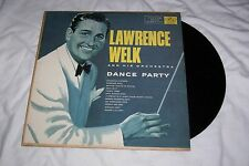 Lawrence Welk And His Champagne Music: Dance party