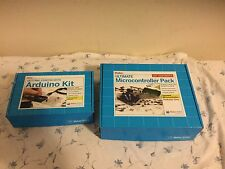 Lot Of 2 Make Ultimate Microcontroller Pack And Arduino Kit