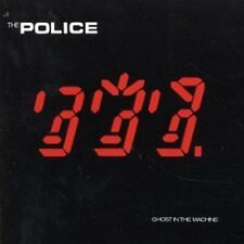 The Police - Ghost in the Machine  -  CD Album