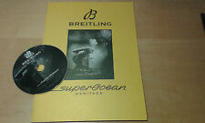 Usado - Dossier de Prensa BREITLING  SuperOcean HERITAGE. Item For Collectors -