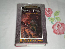 Legacy of the Drow : The Legacy; Starless Night; Siege of Darkness; Passage to D