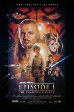 STAR WARS EPISODE 1 THE PHANTOM MENACE 1999 DS Original 2 Sided Movie Poster