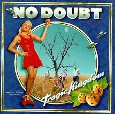 NO DOUBT  :  TRAGIC KINGDOM            ------------  CD