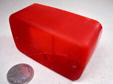 89 YAMAHA YFM250 MOTO 4 TAILLIGHT TAIL LIGHT LENS