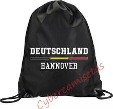 BACKPACK BAG HANNOVER GYM HANDBAG SPORT GERMANY MODEL 1
