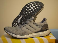 NUOVO ADIDAS ULTRA BOOST 3.0 Grigio Argento Pack UK9 US9.5 EU43.3 DS NMD metallico Ltd
