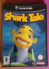 DREAMWORKS SHARK TALE NINTENDO GAMECUBE GAME UK ORIGINAL mint condition complete