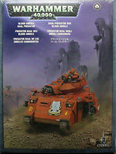 Warhammer 40K: Blood Angels: Baal Predator NEW