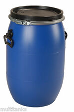 Tin/canteen 60 liters 60L jerrycan barrel barrel plastic food opening total