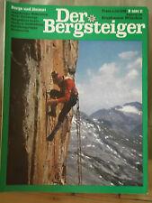 Der Bergsteiger Juni 1976