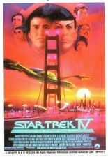 Star Trek Quotable Movies Chase/Insert Card Movie Poster Voyage Home MP4