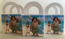 DISNEY MOANA BEACH BIRTHDAY Party Favor LOOT Treat 20 BOXES/ BAGS
