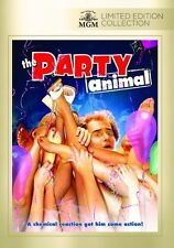 THE PARTY ANIMAL (1984 Leland Crooke) Region Free DVD - Sealed
