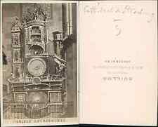 Guillon, Strasbourg, Horloge astronomique de la Cathédrale Notre-Dame Vintage CD