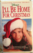 I'll Be Home For Christmas (VHS) 1998 Disney holiday movies with Jessica Biel