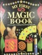 My First Magic Book by Lawrence Leyton (1993, Hardcover)  DK BOOKS