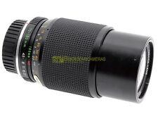 Contax/Yashica obiettivo Yashica DSB 70/180mm. f4,5. Utilizzabile su digitali.