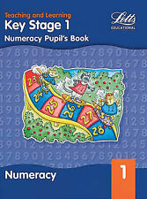 Key Stage 1: Numeracy (Numeracy pupil's books),GOOD Book