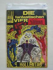 Hit Comics (BSV, Gb.) Nr. 33 (Z1-2) Die Fantastischen Vier