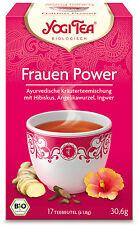 Bio Frauen Power Teemischung, 30,6 g NEU & OVP von Yogi Tea