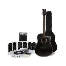 """Keith Urban """"Black Label"""" Limited Edition 48pc Guitar AcousticElectric Blue NEW"""