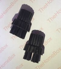 Set of 2 Nylon Brushes Compatible With X5 H20 Steam Mops