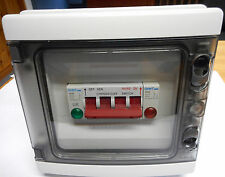CHANGEOVER SWITCH GENERATOR TRANSFER 125 AMP 1PH SINGLE PHASE INDICATOR CO125PI