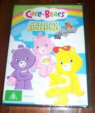 Care Bears - Grizzle-ly Adventures - NEW / SEALED - R4