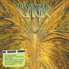 Focus [Bonus Tracks] [Remaster] [Slipcase] by Cynic (CD, Oct-2004, Roadrunner...