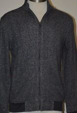 NEW $80 MENS MARC ANTHONY TEXTURED FRONT ZIPPER CARDIGAN SWEATER JACKET SIZE XXL