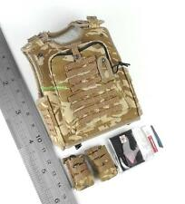 1/6 Scale Desert Camo Armor From Hot Toys British Army Lieutenant In Afghanistan