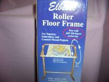 """Nouveau elbesee floor tapisserie rouleau cadre cross stitch one 30"""" x 16"""" gratuit uk del"""