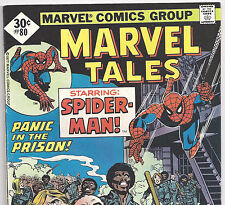 Marvel Tales #80 Whitman 3-Pack Edition reprint of Amazing Spider-Man #99 in VG+
